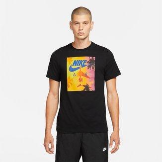 Camiseta Nike Nsw Swoosh Sportswear Masculina