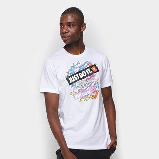 Camiseta Nike Nws Jdi Illus Masculina