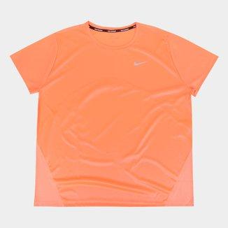 Camiseta Nike Plus Size Miler Top Feminina
