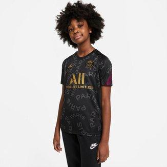 Camiseta Nike PSG Infantil