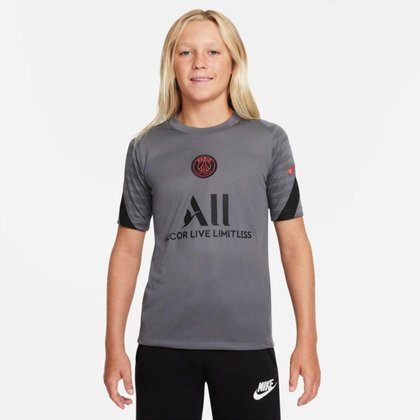 Camiseta Nike PSG Strike Infantil