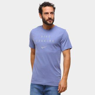 Camiseta Nike Run Division Masculina