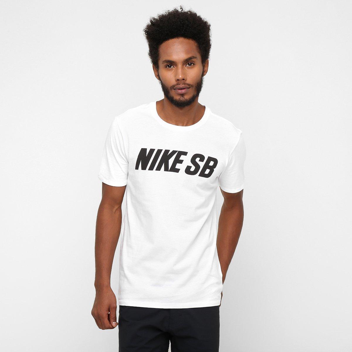 11713fc538064 Camiseta Nike Sb Block Tee - Compre Agora