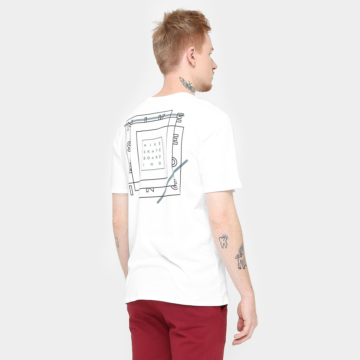 5bb81665fb Camiseta Nike Sb Boxes Tee - Compre Agora