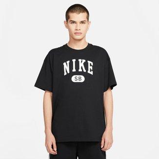 Camiseta Nike Sb Collegi Masculina
