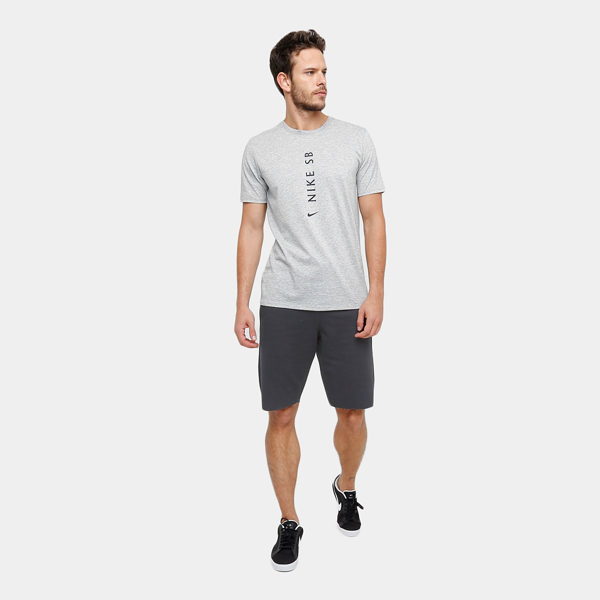 ce01d4d25c221 Camiseta Nike SB Dry Tee Dfc Brand Masculina - Compre Agora