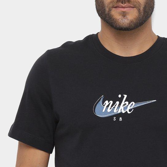 original mejor calificado bajo precio original de costura caliente Camiseta Nike SB Futura Masculina | Netshoes