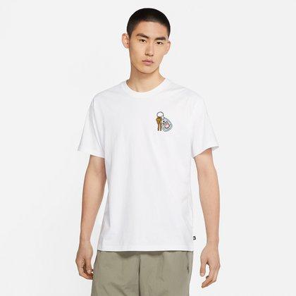 Camiseta Nike Sb Keys Masculina