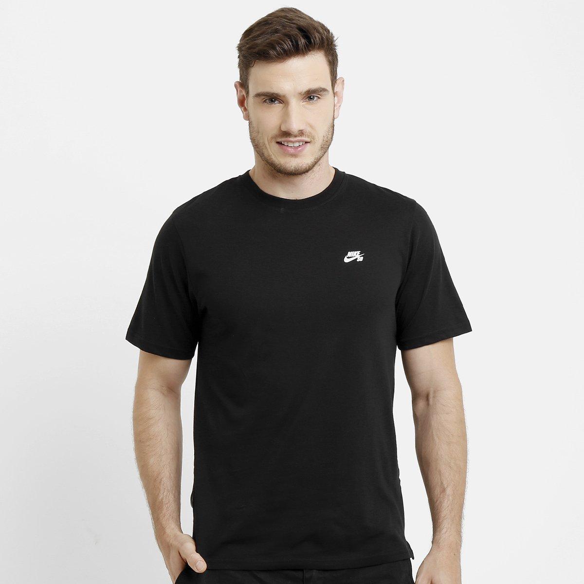 7060d18bdd5bf Camiseta Nike Sb Knit Overlay Tee - Compre Agora
