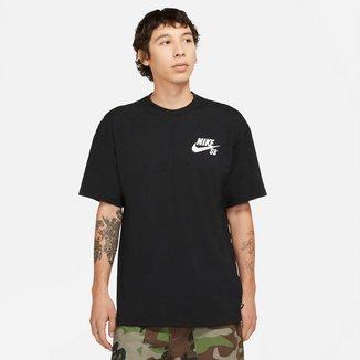 Camiseta Nike Sb Logo Masculina