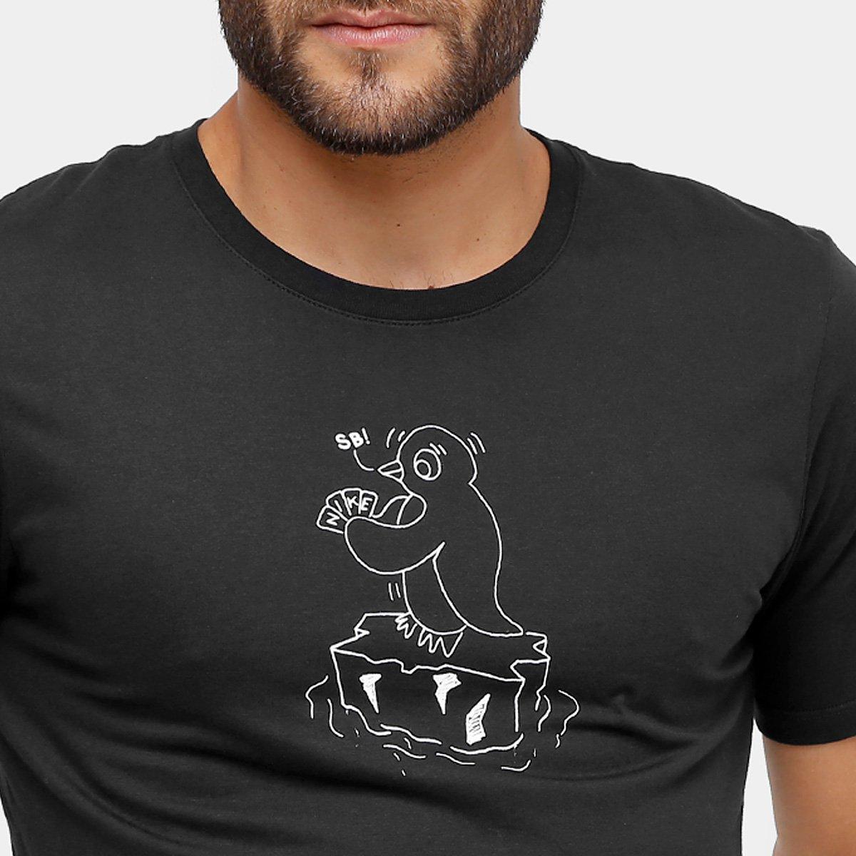 22b0db6e670ea Camiseta Nike SB Penguin Masculina - Compre Agora