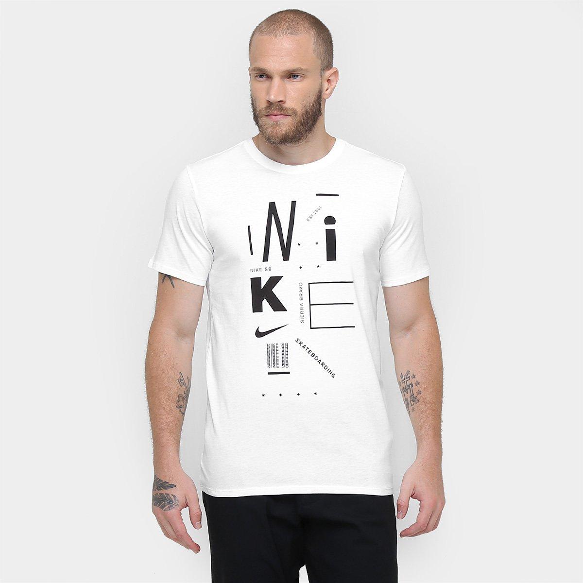511a0fd2a1ed3 Camiseta Nike SB Tee Cc Poster - Compre Agora