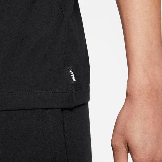 Camiseta Nike Seasonal Graphic Masculina - Preto