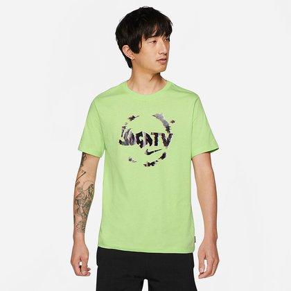 Camiseta Nike Seasonal Graphic Masculina