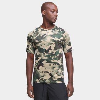 Camiseta Nike Slim Camuflada Masculina