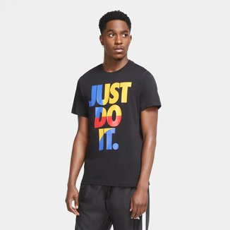 Camiseta Nike Sportswerar Just Do It Masculina