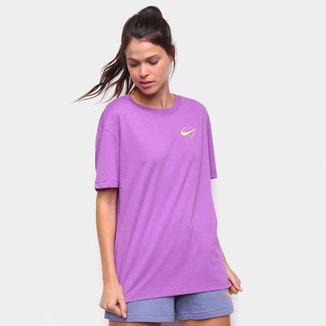 Camiseta Nike Sportswerar Tee Brights 2 Feminina
