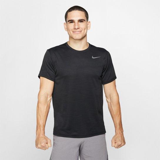 Camiseta Nike Superset Masculina - Preto