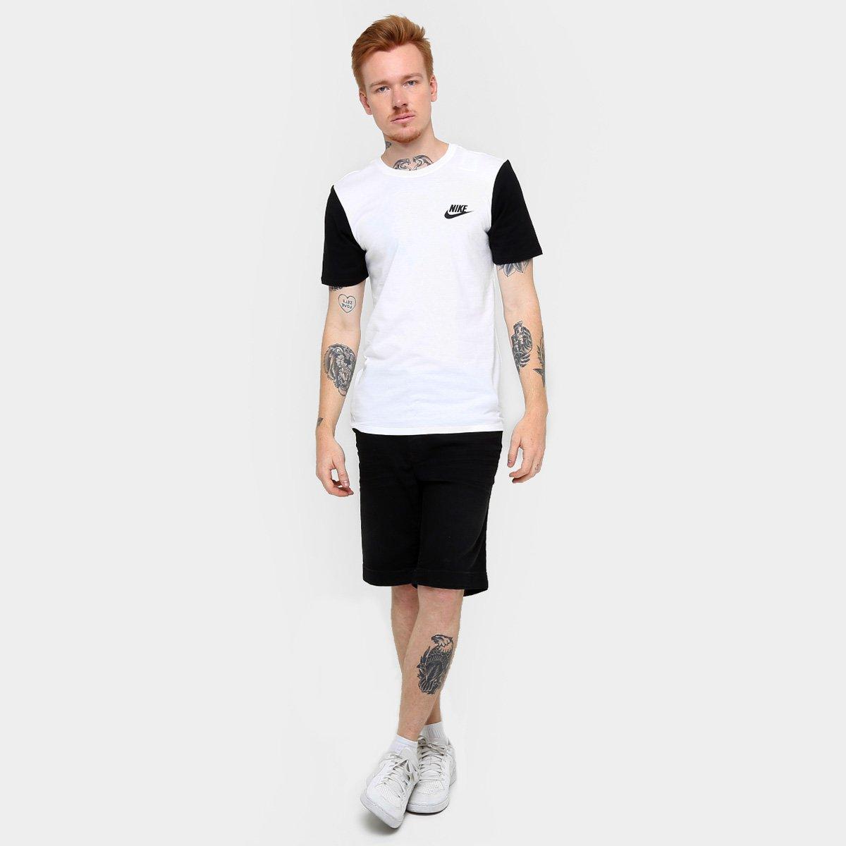443081ff73 Camiseta Nike Tee-City Lights 72 - Compre Agora