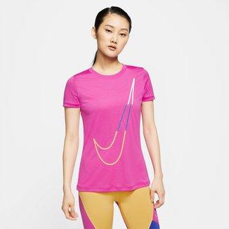 Camiseta Nike Tee Leg Icon Clash Feminina