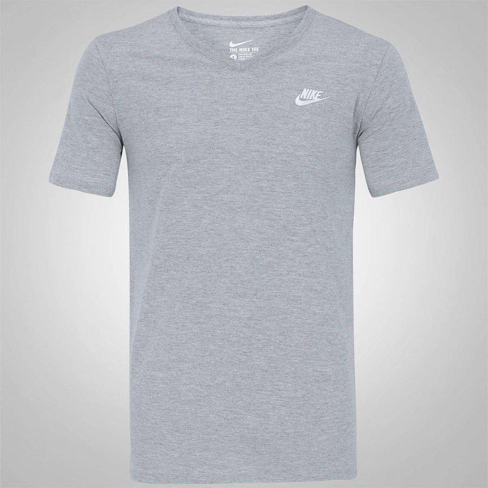 818cbbe633 Camiseta Nike Tee-v Neck Embrd Futura - Compre Agora