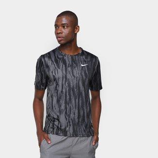 Camiseta Nike Wild Miler Top S Masculina