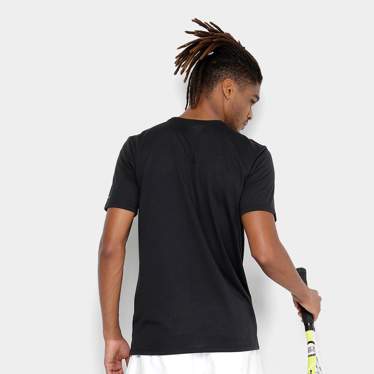 Camiseta NikeCourt Dry Rafa Masculina  Camiseta NikeCourt Dry Rafa  Masculina ... 26f092ca72f72