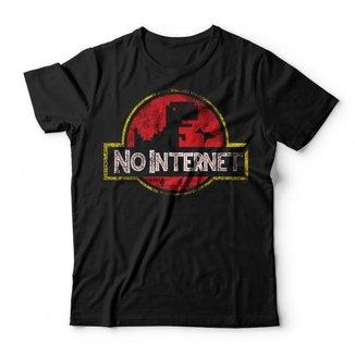 Camiseta No Internet