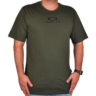 Camiseta Oakley Bark New Plus Size