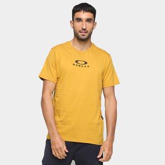 Camiseta Oakley Bark New Tee Masculina
