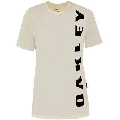Camiseta Oakley Big Bark Tee Bege