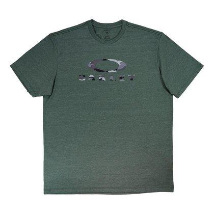 Camiseta Oakley Camo SS