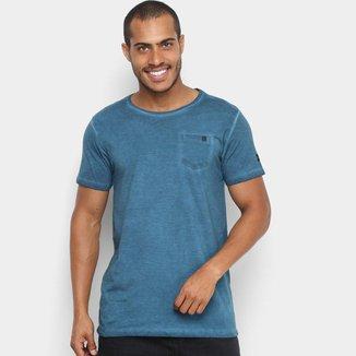 Camiseta Oakley Esp Garage Strip Masculina