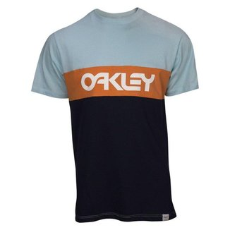 Camiseta Oakley Fp Block Tee Masculina