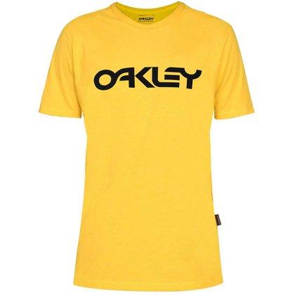 Camiseta Oakley Mark II Tee Amarela