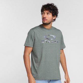 Camiseta Oakley Mod Camo Masculina