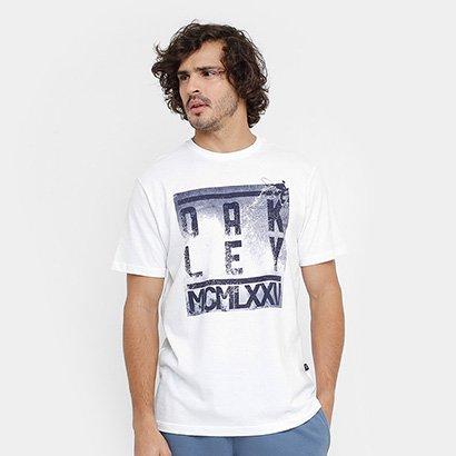 Camiseta Oakley Mod Undercover Tee Masculina