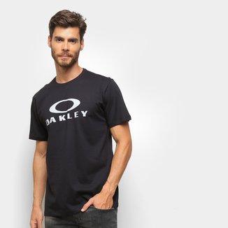 Camiseta Oakley O-Bark Masculina