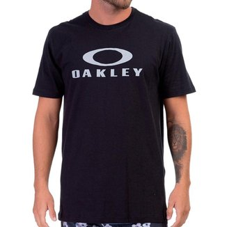 Camiseta Oakley O-Bark Ss Plus Size