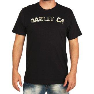 Camiseta Oakley O-classic Camo Ss Tee Oakley