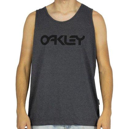 Camiseta Oakley Regata Mark II Tank Masculino