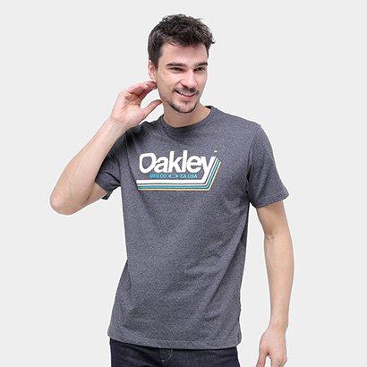 Camiseta Oakley Tractor LabelMasculina