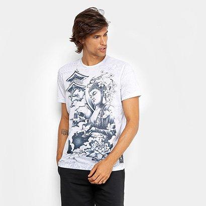 Camiseta Okdok Sublimada Masculina - Masculino