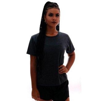 Camiseta Olympikus Basica   Feminina