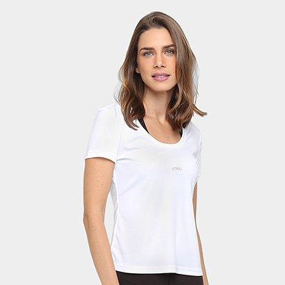 Camiseta Olympikus Dry Action Essential Feminina