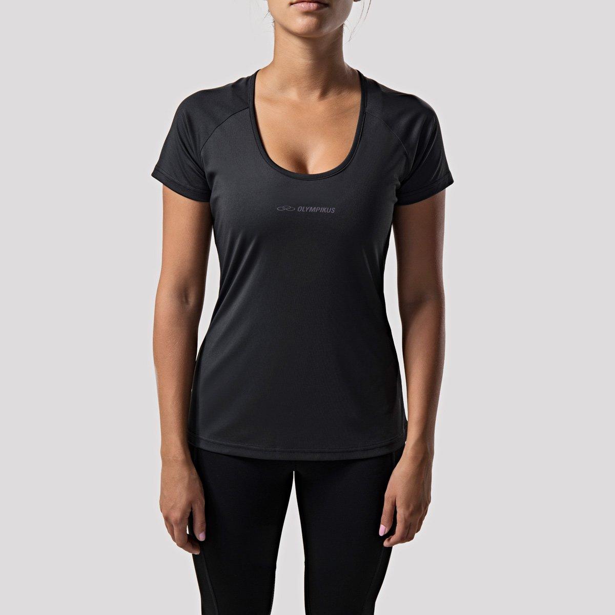 Camiseta Olympikus Runner Camiseta Feminina Preto Camiseta Preto Olympikus Runner Olympikus Feminina rrwpaqdR
