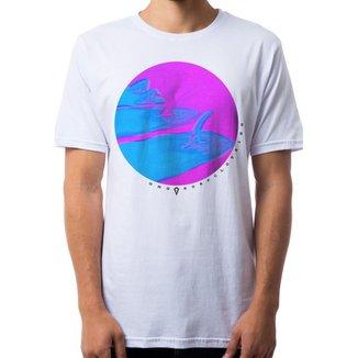 Camiseta Omg Hot Fin Masculina