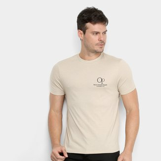 Camiseta Op+Alg California Masculina
