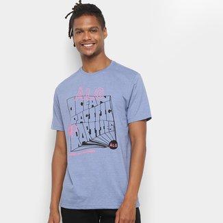 Camiseta Op+Alg Created California Masculina
