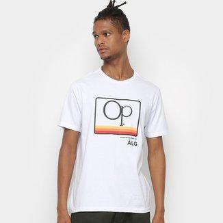 Camiseta Op+Alg Surfwear 1972 Masculina